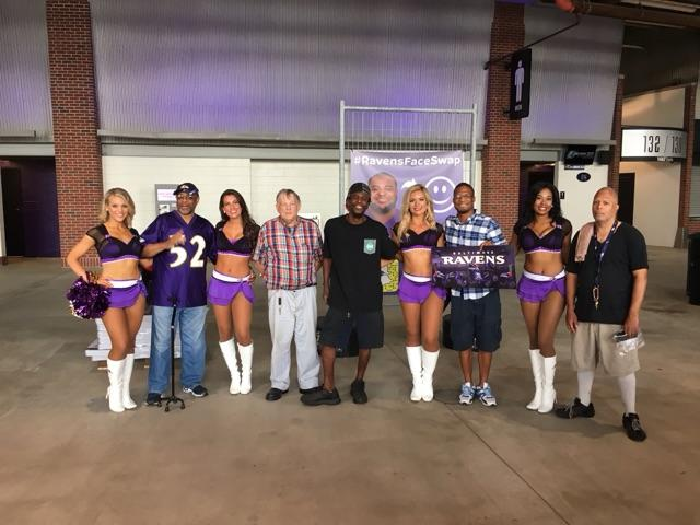 Ravens cheerleaders- RES